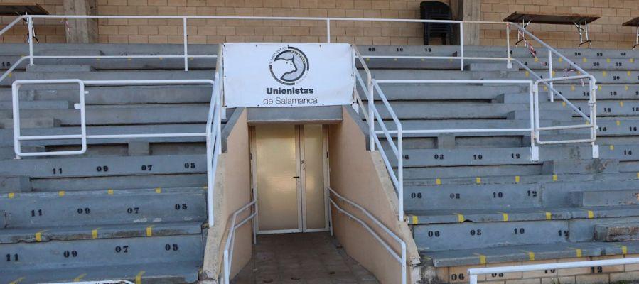 Instalaciones del Unionistas de Salamanca