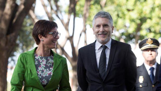 El Gobierno aprueba hoy el nombramiento de María Gámez como primera directora de la Guardia Civil