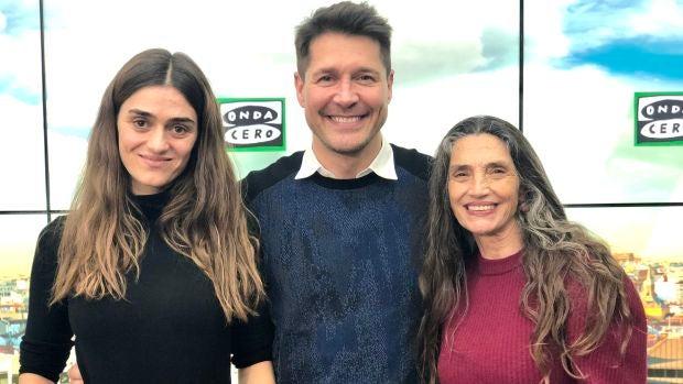 """'La Valla' descrita por sus protagonistas, Ángela Molina y Olivia Molina: """"Es la historia de una familia que luchan por sobrevivir y defender lo que creen justo"""""""