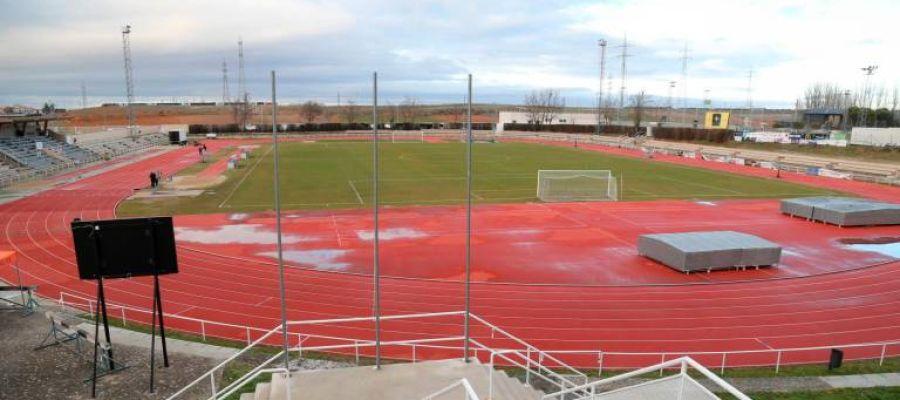 Las Pistas, estadio del Unionistas de Salamanca