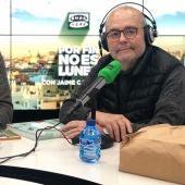 Javier Gómez en Por fin no es lunes