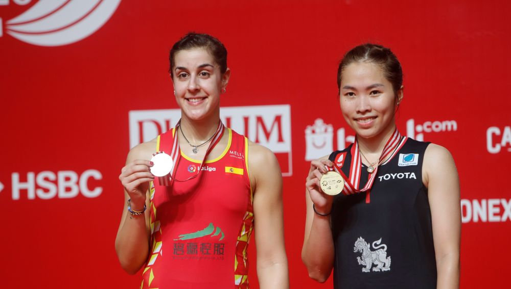 Carolina Marín cae en la final del Master de Indonesia