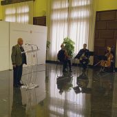Homenaje en el Ayuntamiento de Zaragoza