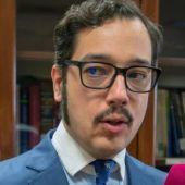 Rodrigo García, abogado de la acusación particular