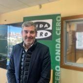 Fernando Clavijo, Senador por la Comunidad Autónoma de Canarias
