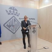 Sonia Vivas, regidora de Justicia Social y LGTBI del Ayuntamiento de Palma.