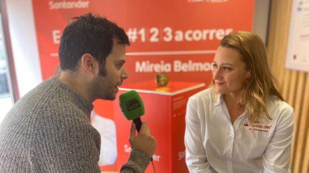 """Mireia Belmonte: """"Me haría ilusión ser la abanderada de España en los Juegos Olímpicos por hacer un homenaje al deporte femenino"""""""