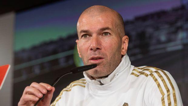 """Zidane: """"Si Sergio Ramos quiere ir a los Juegos, yo le apoyo"""""""