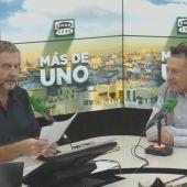 VÍDEO Entrevista completa a Matías Prats en Más de uno 28/01/2020