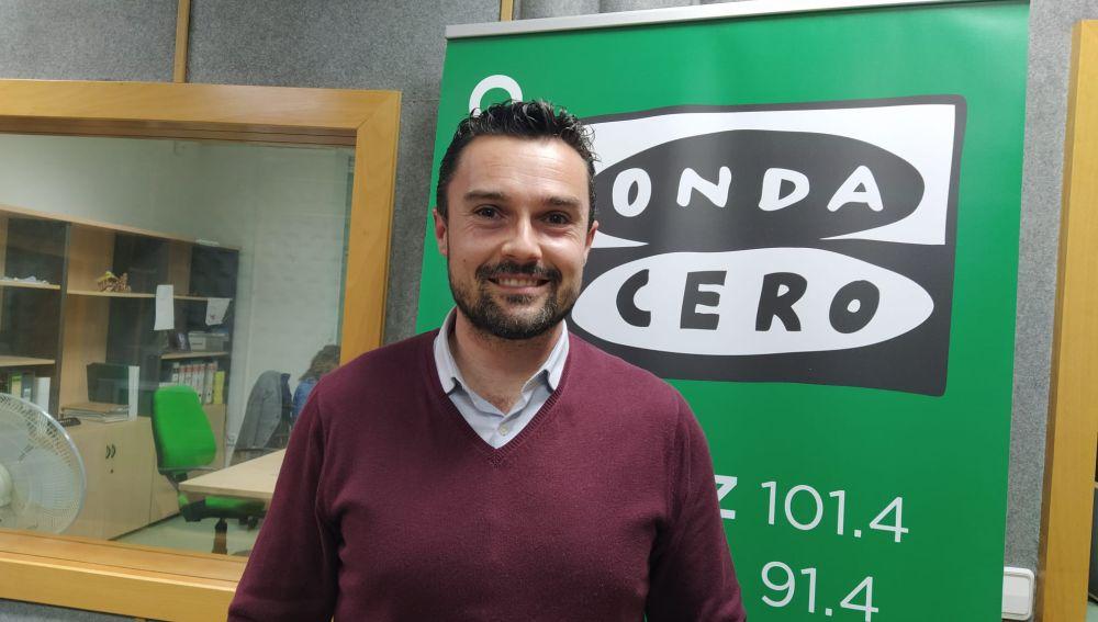 Martín Vila, concejal de Movilidad del Ayuntamiento de Cádiz