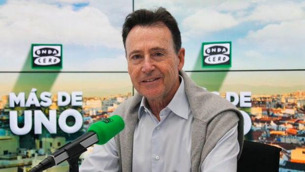 """Matías Prats: """"Mi padre intentó echarme de la tele, pero afortunadamente no lo consiguió"""""""