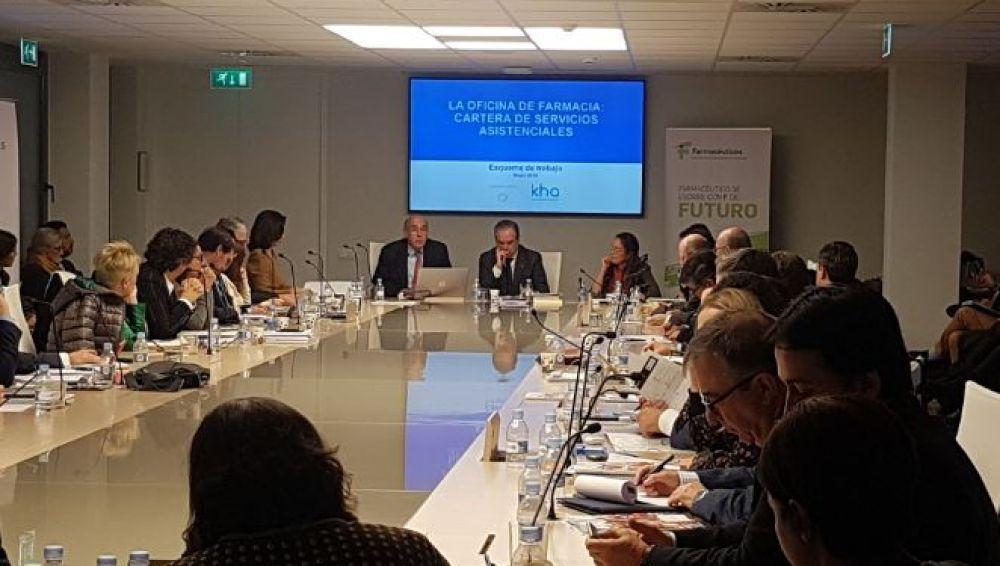 Arranca el plan que reforzará las soluciones de la Farmacia Comunitaria a los desafíos sanitarios y sociales