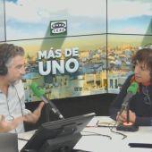 VÍDEO Entrevista completa a Irene Lozano en Más de uno 29/01/2020