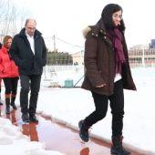 La ministra Carolina Darias visita Teruel / Gobierno de Aragón