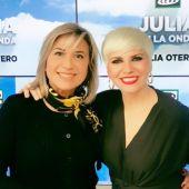 Pasión Vega, con Julia Otero en Julia en la onda