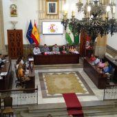 Pleno del Ayuntamiento de Rota