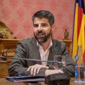 El presidente del Instituto Mallorquín de Asuntos Sociales (IMAS), Javier de Juan