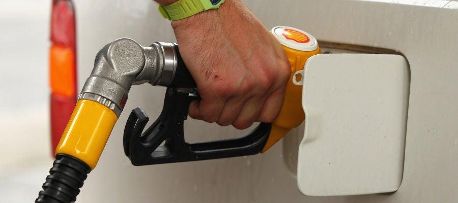 Surtidor de combustible