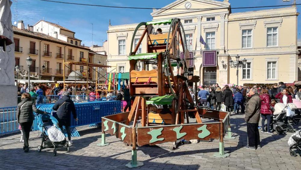 Éxito de participación en la festividad de Las Candelas