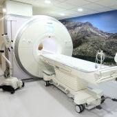 La nueva resonancia magnética del hospital San Jorge