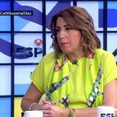 Un café con Susanna: Susana Díaz (04-02-20)