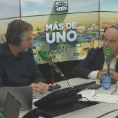 VÍDEO Entrevista completa a Antonio Resines en Más de uno 04/02/2020