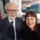 Miguel Rojo, gerente de la fundación Port Castellón