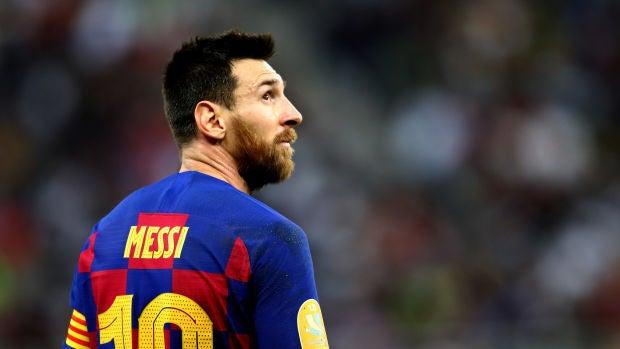 """Messi, sobre el caso del Barça en las redes sociales: """"Lo veo raro"""""""