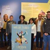 El Ayuntamiento de Miguelturra ha presentado el programa del Carnaval 2020