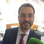 Ximo Huguet, diputado de promoción cerámica de la diputación de Castellón