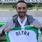 El entrenador José Luis Oltra.