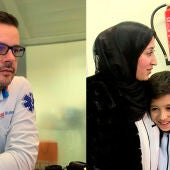 Médico del Summa 112 que atendió a Mohamed