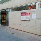 Centro de salud de El Toscar de Elche.