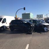 Accidentes de tráfico en Zaragoza