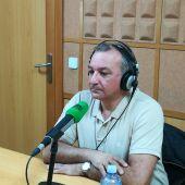 El coordinador territorial y portavoz parlamentario de Nueva Canarias, Luis Campos.