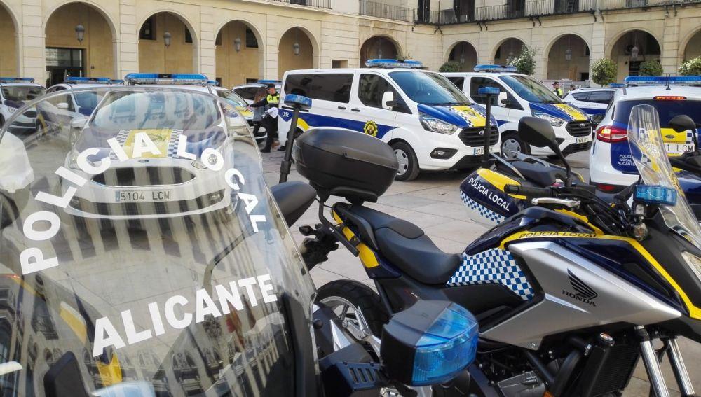 Flota Policía Local