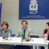 Junta directiva de la ACP Málaga