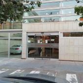 Centro salud de El Toscar de Elche.