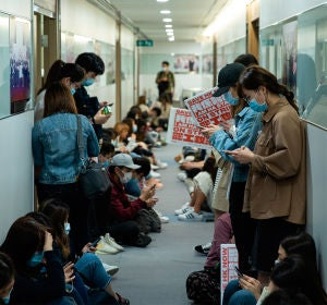 El coronavirus, originado en la ciudad de Wuhan, ha causado hasta el momento 638 víctimas mortales e infectado a más 31.000 personas en China
