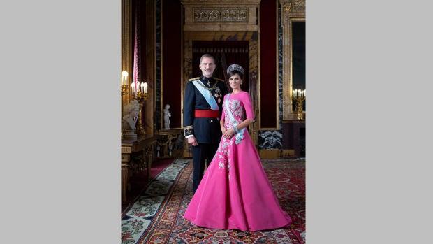 Nuevo retrato a la Monarquía Española: La fotógrafa que ha conquistado La Zarzuela
