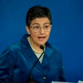 La exministra de Asuntos Exteriores, Arancha González Laya
