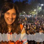 Las conexiones accidentadas de Laura Pons durante las manifestaciones en Cataluña