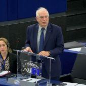 Josep Borrell, alto representante de Política Exterior de la UE
