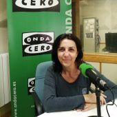 Begoña, técnico de cáritas Segovia