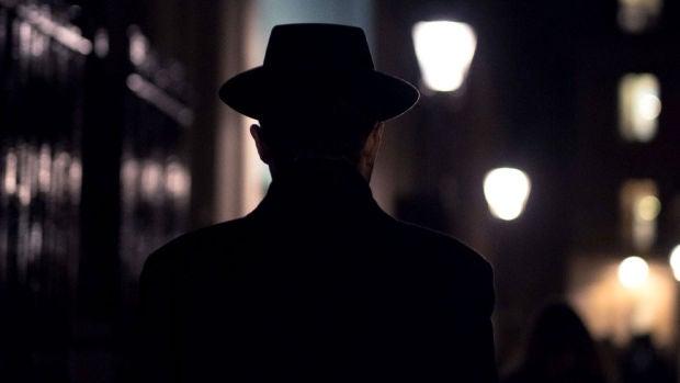 Materia Reservada: Un espía en las sombras