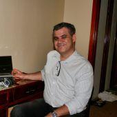 Fernando Arroyo, radioaficionado español que vive y trabaja en República Democrática del Congo