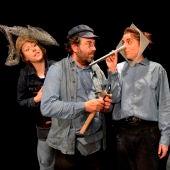 "La compañía 'Teatro Gorakada' presenta en FETEN ""Pinocchio"""