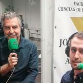 Carlos Alsina con Carlos Padilla, futuro de la radio