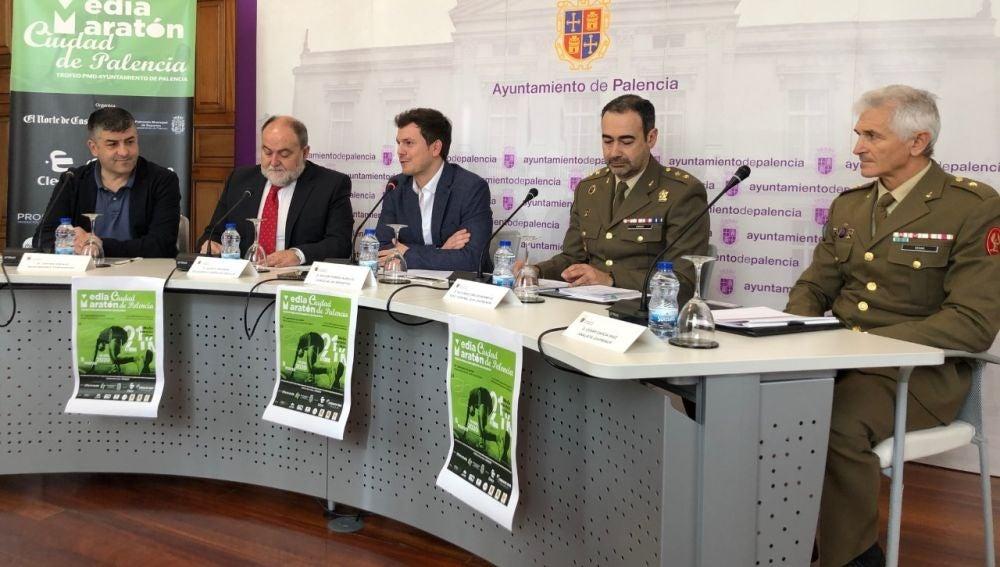 """La """"Media Maratón El Norte de Castilla Ciudad de Palencia"""" se celebrará el día 8 de marzo"""
