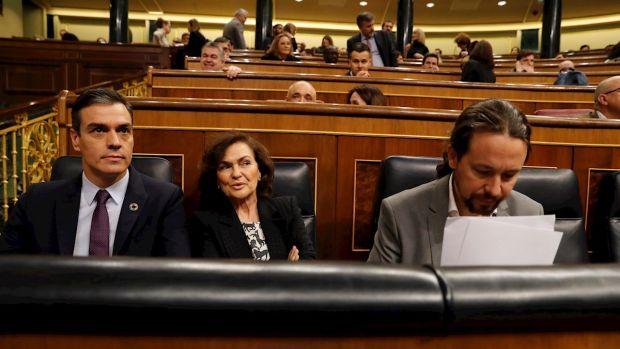 Las preguntas de Rubén Amón: ¿Por qué no aplica Sánchez el 155 en Murcia?